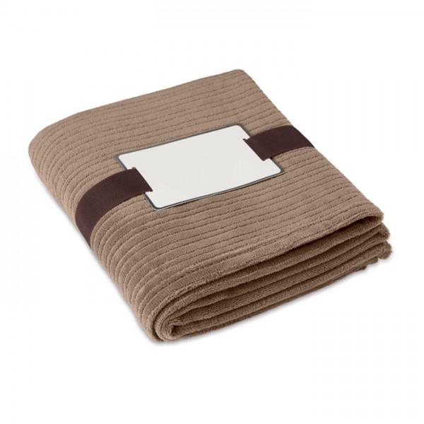 Cap Code - Fleece-Decke
