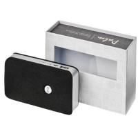 Palm Bluetooth® Lautsprecher und Powerbank mit kabelloser Ladefunktion