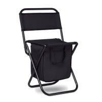 Sit & Drink - Klappstuhl mit Kühltasche
