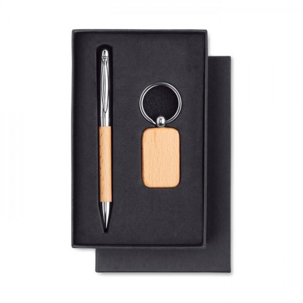 Pen & Ring - Geschenkset