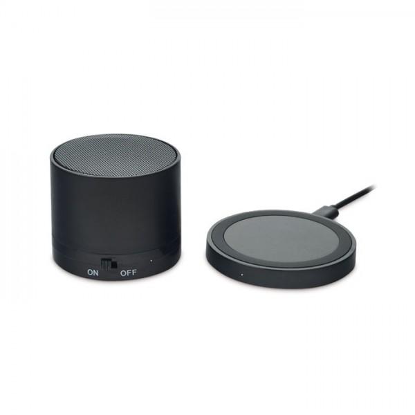 Round Less - Induktiver BT Lautsprecher