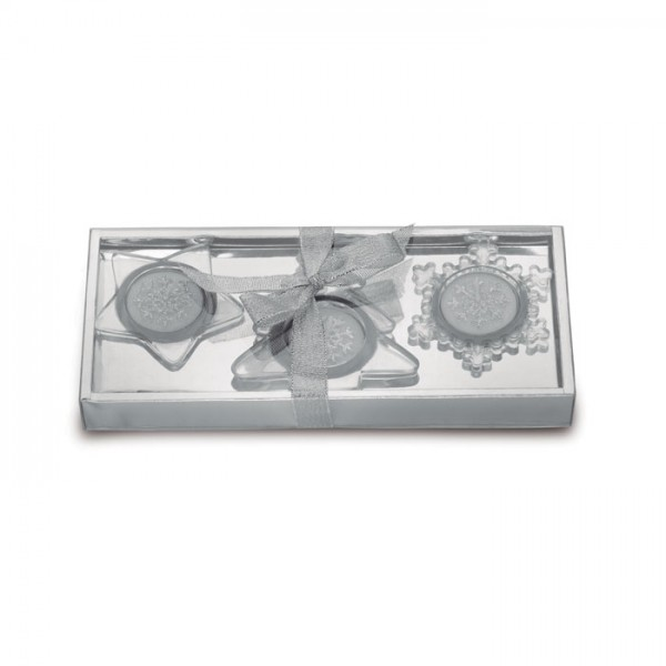 Glassio - Set Teelichthalter