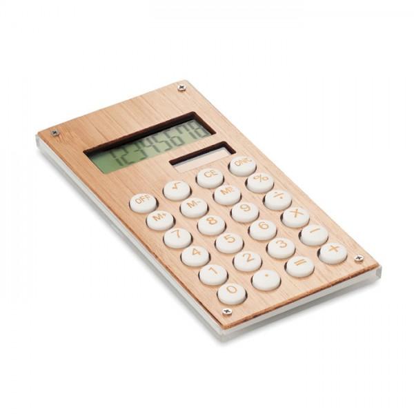 Calcubam - 8-stelliger Dual-Rechner