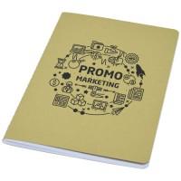 Fabia Notizbuch mit Cover aus Crush Papier