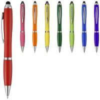 Nash Stylus Kugelschreiber farbigem Griff und Schaft