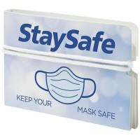 Nest faltbare Hülle für Gesichtsmasken
