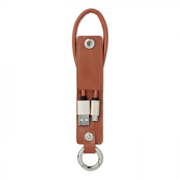 Liso - Schlüsselring Kabel-Set