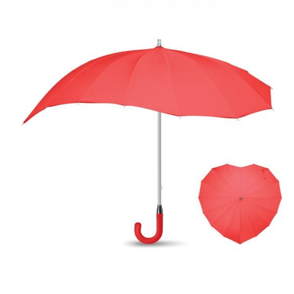 """Boda Red - Regenschirm """"Herz"""""""