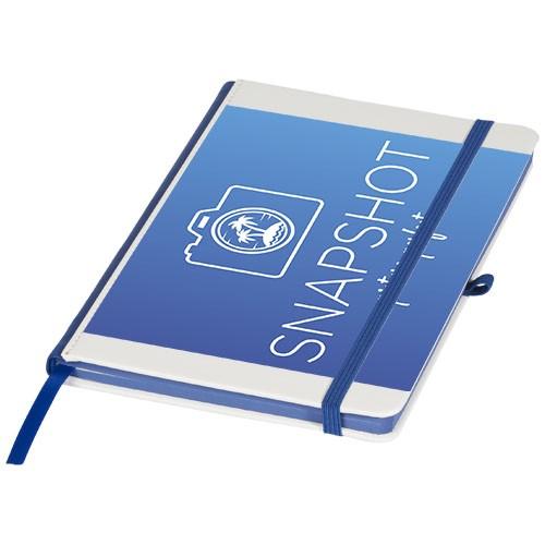 Digital-Druck-Notizbuch PU-Umschlag und farbigem Rücken