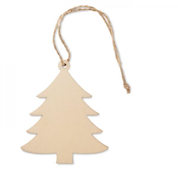 Arby - Weihnachtsschmuck MDF