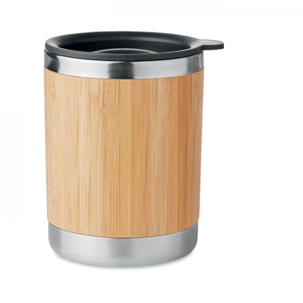 Lokka - Trinkbecher Bambus 250 ml