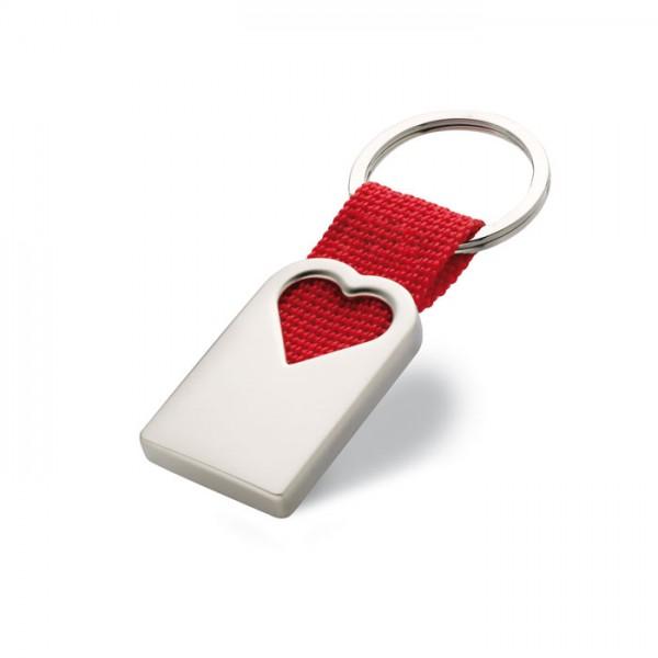 Bonheur - Schlüsselanhänger Herz