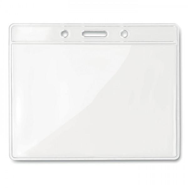 Badgy - Transparente Kartenhülle