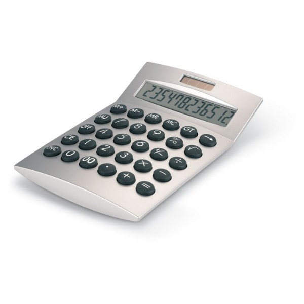 Basics - 12-stelliger Dual-Rechner