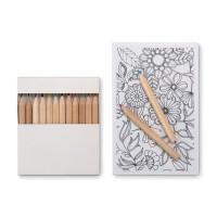 Paint&relax - Mal-Set Buntstiften