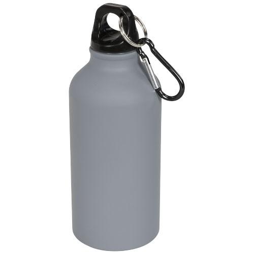 Oregon matte 400 ml Trinkflasche mit Karabiner