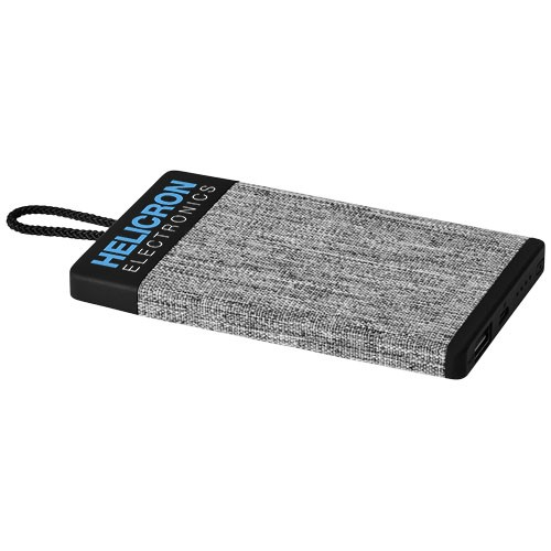 Weave 4000 mAh Stoff-Powerbank