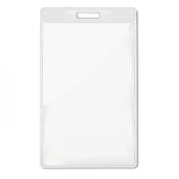 Badgo - Transparente Kartenhülle