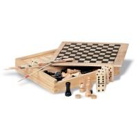 Trikes - Spielesammlung in Holzbox