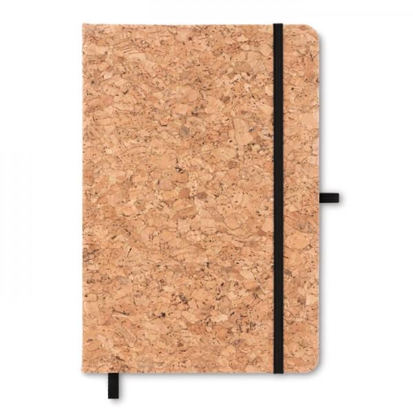 Suber - DIN A5 Notizbuch mit Kork