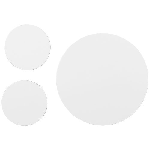 Q-Mat® Mousepad- und Untersetzer-Set Combo 5