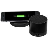 Cosmic Bluetooth®-Lautsprecher und kabelloses Ladepad