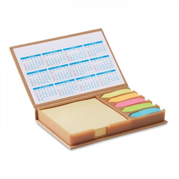 Memocalendar - Notizzettelhalter Kalender