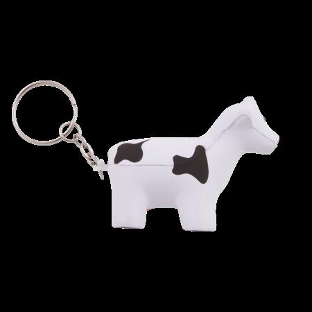 Anti-Stress Kuh Schlüsselanhänger