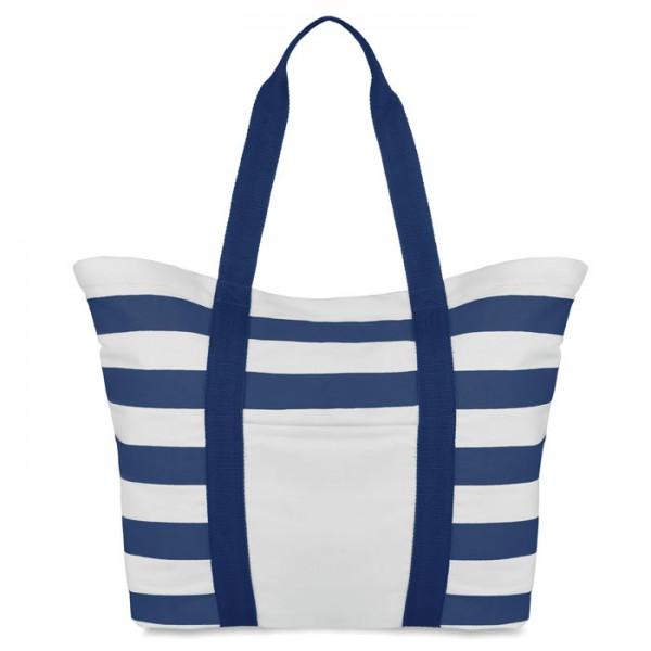 Blinky Stripes - Gestreifte Strandtasche