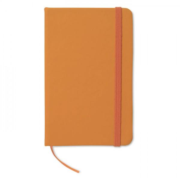 Notelux - DIN A6 Notizbuch, liniert