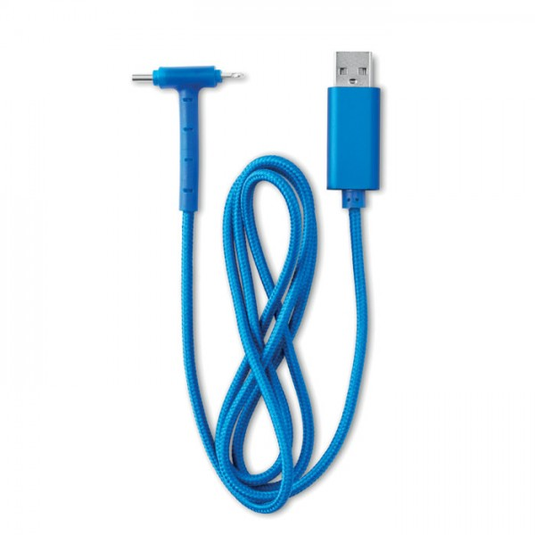 Cable Stand - Ladekabel 3in1