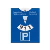 Parkcard - PVC Parkscheibe