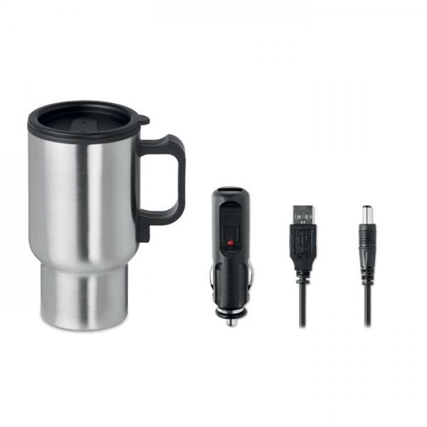 Car Mug - USB Warmhaltebecher