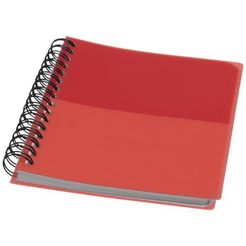 Colour Block A6 Notizbuch