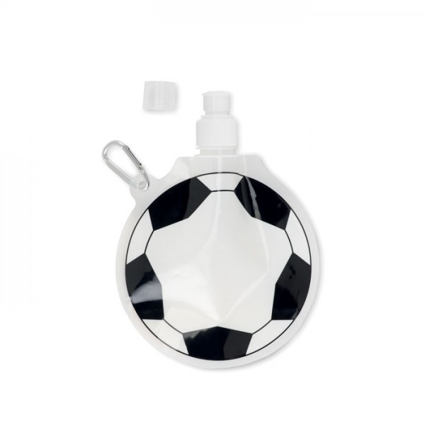 "Bally - Faltbare Trinkflasche ""Fußball"