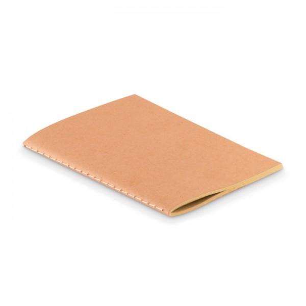 Mini Paper Book - DIN A6 Notizbuch mit Pappcover