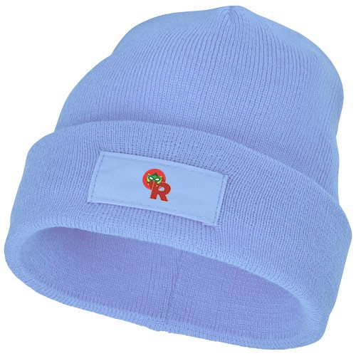 Boreas Mütze mit Aufnäher
