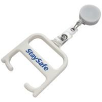 Hygienegriff mit Rollerclip