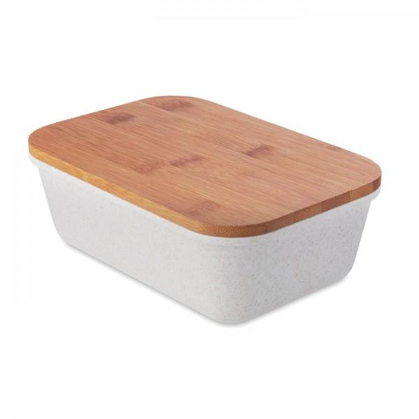 Fancy Lunch - Lunch-Box mit Bambus Deckel
