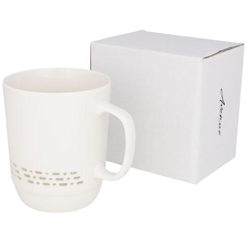 Glimpse durchsichtige Keramik-Tasse