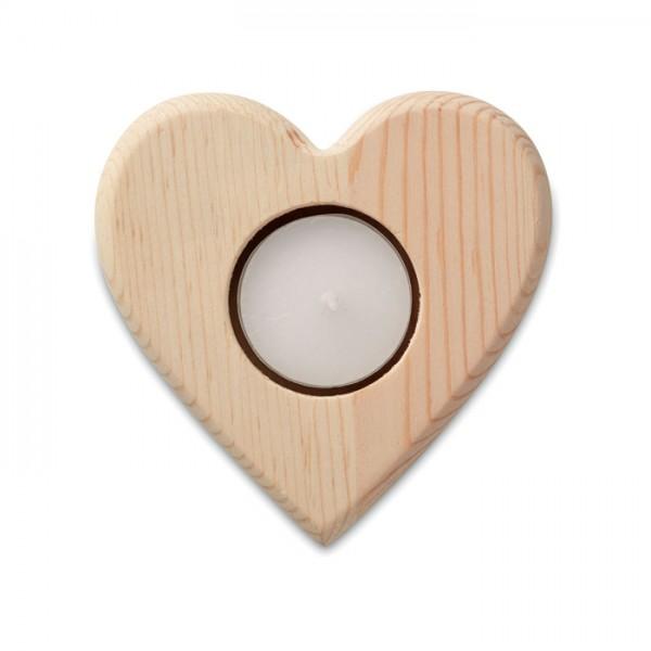 Teaheart - Teelichthalter Herz