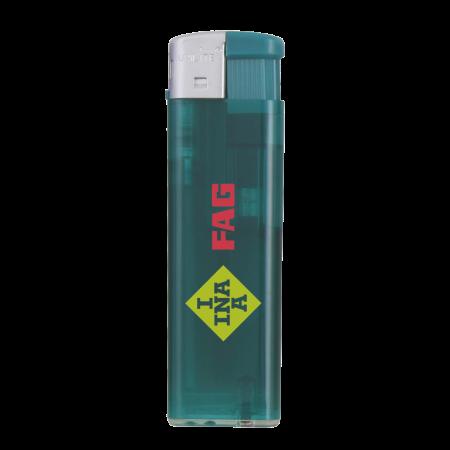 Flaches elektronisches Feuerzeug TL, nachfüllbar