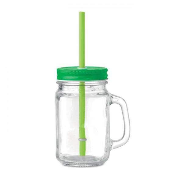 Tropical Twist - Trinkglas Mason Jar