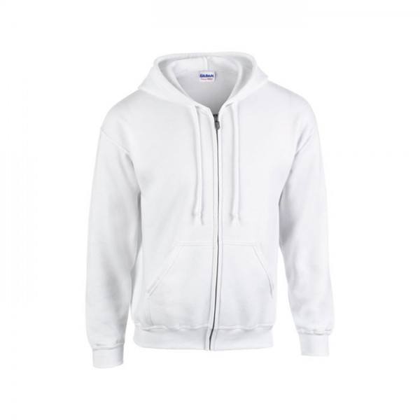 Full Zip Hooded Sweat 18600 - Herren Sweatshirt 255/270