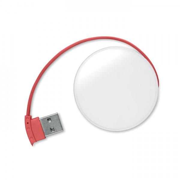 Roundhub - 4 Port USB Hub
